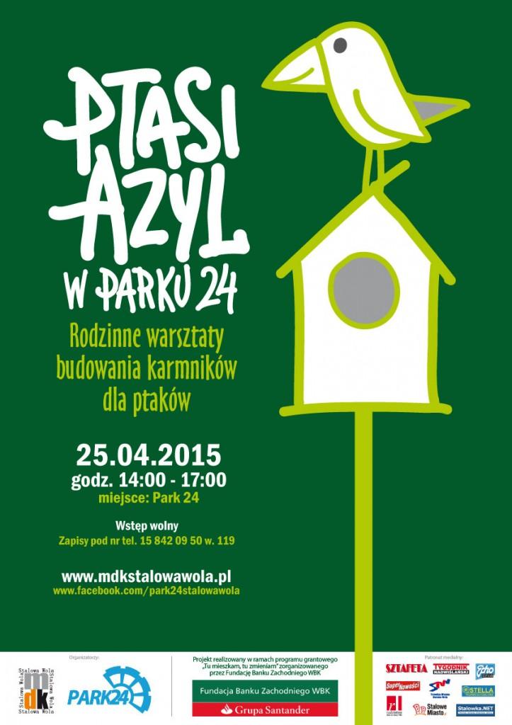 PTASI AZYL plakat A3 _DRUK.indd